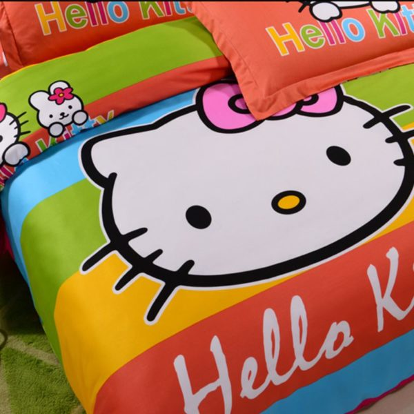 Hello Kitty Bedding Sets Model 6 3XX 600x600 - Hello Kitty Bedding Sets Model 6