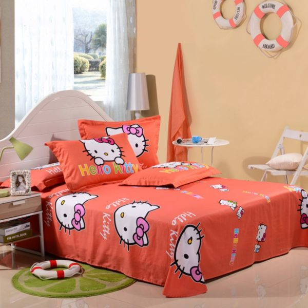 Hello Kitty Bedding Sets Model 6 5XX 600x600 - Hello Kitty Bedding Sets Model 6
