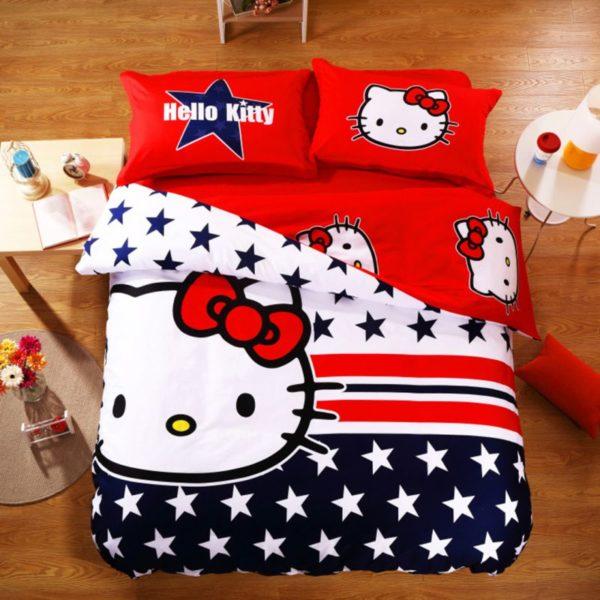 Hello Kitty Bedding Sets Model 7 1XX