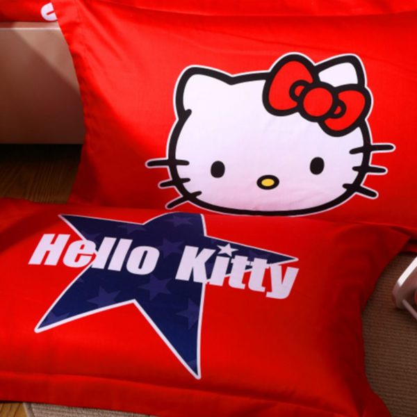 Hello Kitty Bedding Sets Model 7 4XX