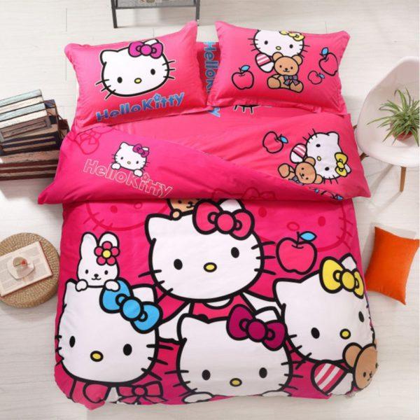 Hello Kitty Bedding Sets Model 8 1XX