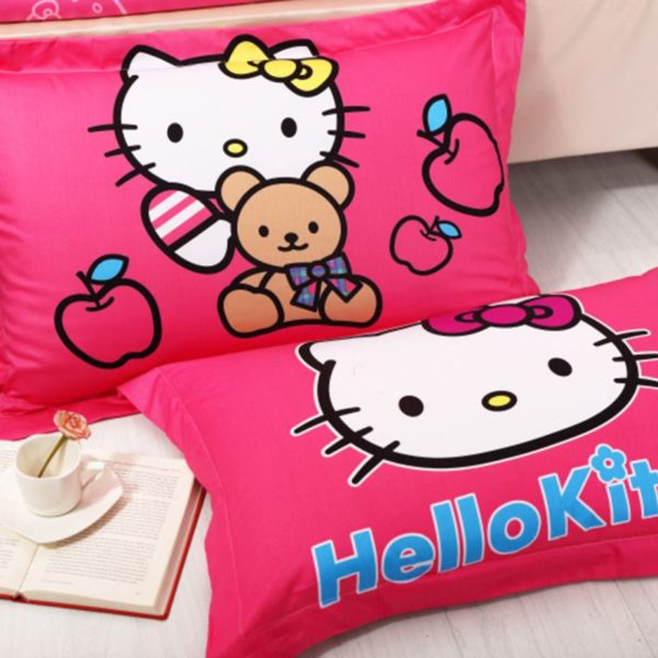 Hello Kitty Bedding Sets Model 8 3XX