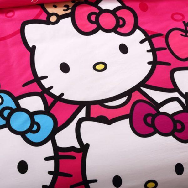 Hello Kitty Bedding Sets Model 8 4XX