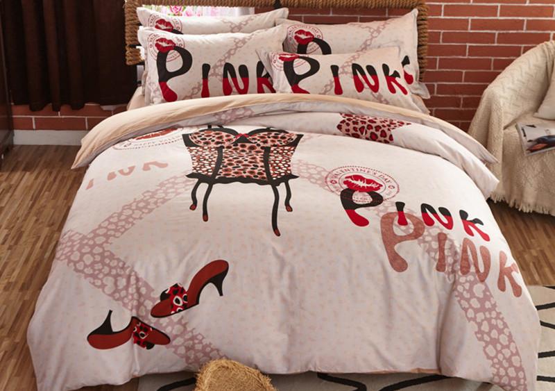Victoria S Secret Sexy Pink Bed In A Bag Model 5 Queen