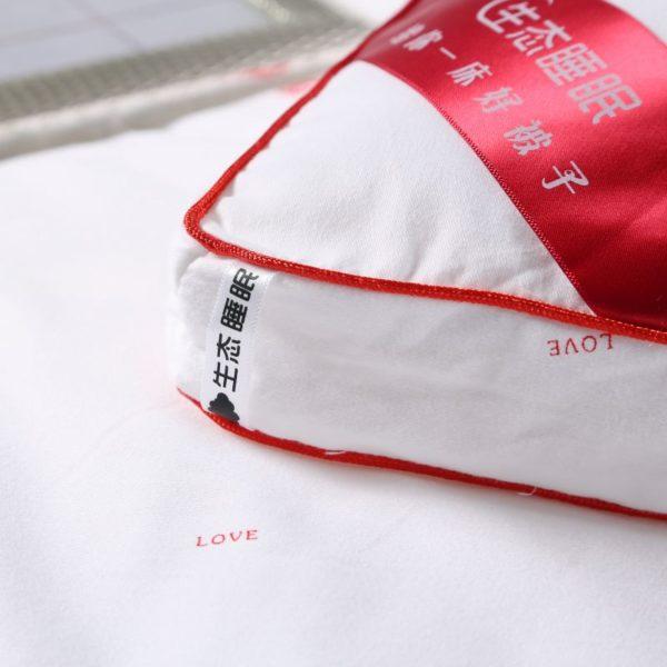 0K4C3009 compressed 600x600 - Glamorous White Luxury Sanding Wedding Comforter