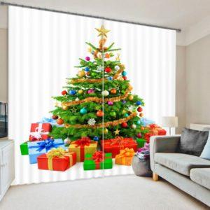 Enchanting Christmas Curtain Set