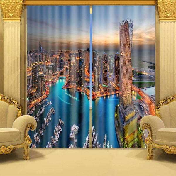 111 zpsp4a2wmbq 600x600 - Light Blue Harbor Theme Curtain Set
