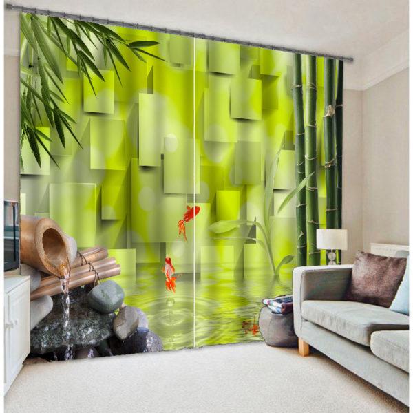 Ultra stylish Nature Curtain Set