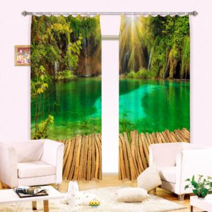 45amazon zpshubuqvbj 300x300 - Mesmerizing Natural Curtain Set