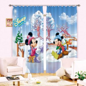 Awesome Disney Curtain Set