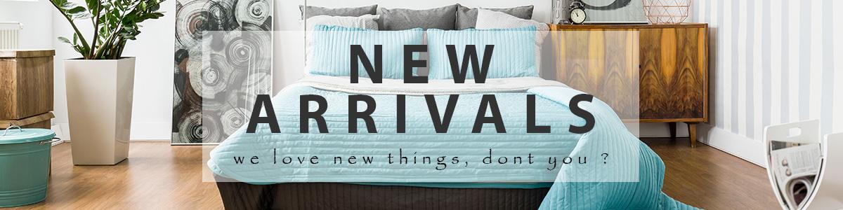 New Arrivals Home Textiles