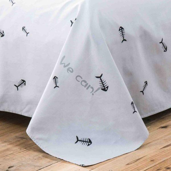 100 Cotton Bedding Set Model CD HC SA 2 600x600 - 100% Cotton Bedding Set - Model C&D-HC-SA