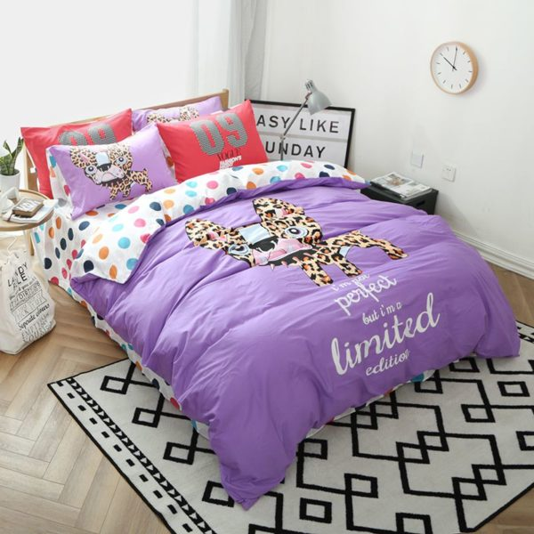100 Cotton Bedding Set Model CD HC WXR 2 600x600 - 100% Cotton Bedding Set - Model C&D-HC-WXR