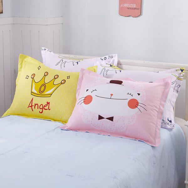 100 Cotton Bedding Set Model CD HH CA 3 600x600 - 100% Cotton Bedding Set - Model C&D-HH-CA
