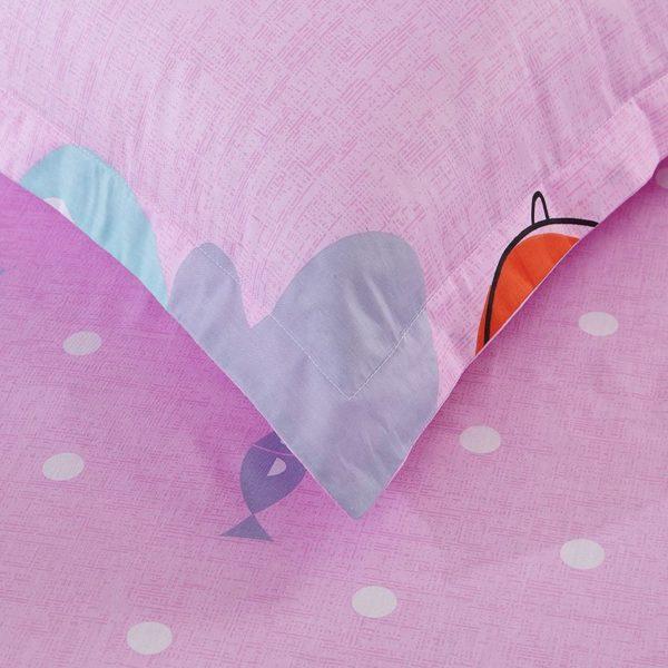 100 Cotton Bedding Set Model CD HH MMBB 3 600x600 - 100% Cotton Bedding Set - Model C&D-HH-MMBB