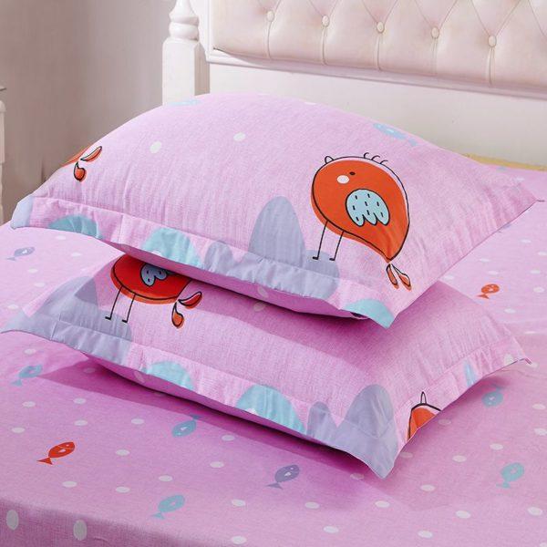 100 Cotton Bedding Set Model CD HH MMBB 4 600x600 - 100% Cotton Bedding Set - Model C&D-HH-MMBB