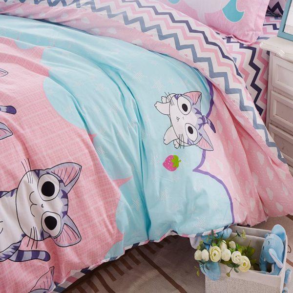 100 Cotton Bedding Set Model CD HH TTM 3 600x600 - 100% Cotton Bedding Set - Model C&D-HH-TTM