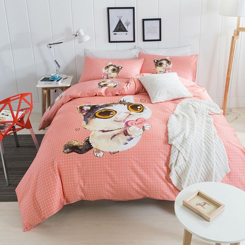 . 100  Cotton Bedding Set   Model C D MC LZMXDN   EBeddingSets
