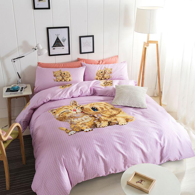100 Cotton Bedding Set Model CD MC TMDW 1 600x600   100% Cotton Bedding Set