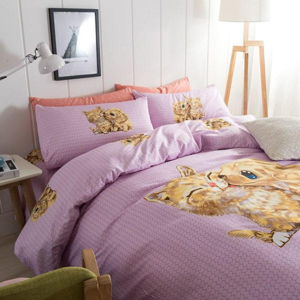 100 Cotton Bedding Set Model CD MC TMDW 2 600x600 - 100% Cotton Bedding Set - Model C&D-MC-TMDW