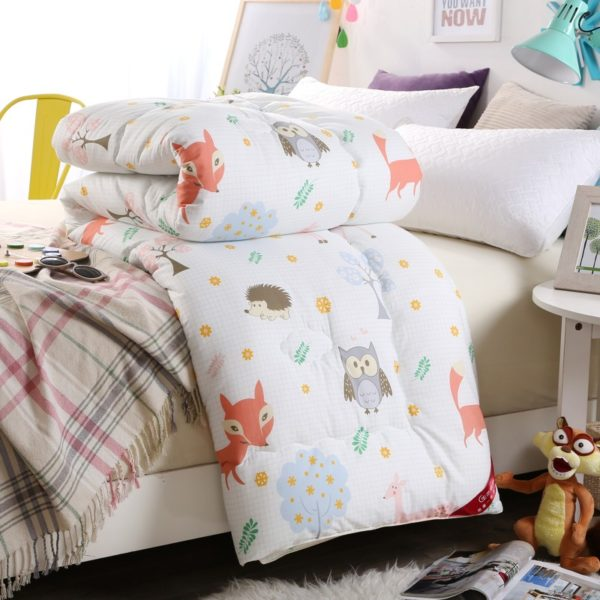 100 Cotton High Quality Microfiber Comforter Model 1 9