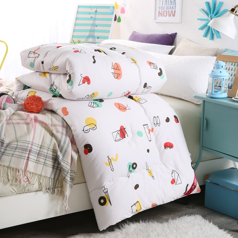 100 Cotton High Quality Microfiber Comforter Model 2