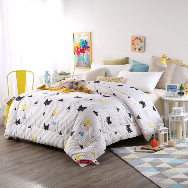 100 Cotton High Quality Microfiber Comforter Model 3 9 600x600 - 100% Cotton High Quality Microfiber Comforter - Model 3