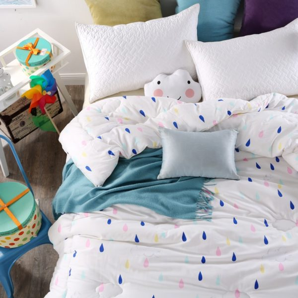 100 Cotton High Quality Microfiber Comforter Model 4 10 600x600 - 100% Cotton High Quality Microfiber Comforter - Model 4