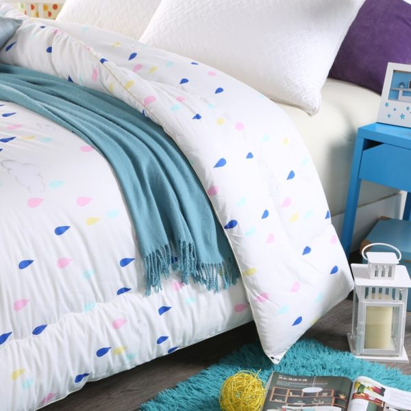 100 Cotton High Quality Microfiber Comforter Model 4 7 600x600 - 100% Cotton High Quality Microfiber Comforter - Model 4