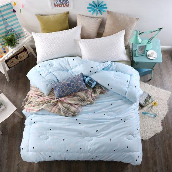 100 Cotton High Quality Microfiber Comforter Model 5 1 600x600 - 100% Cotton High Quality Microfiber Comforter - Model 5