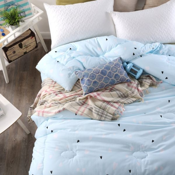 100 Cotton High Quality Microfiber Comforter Model 5 6 600x600 - 100% Cotton High Quality Microfiber Comforter - Model 5