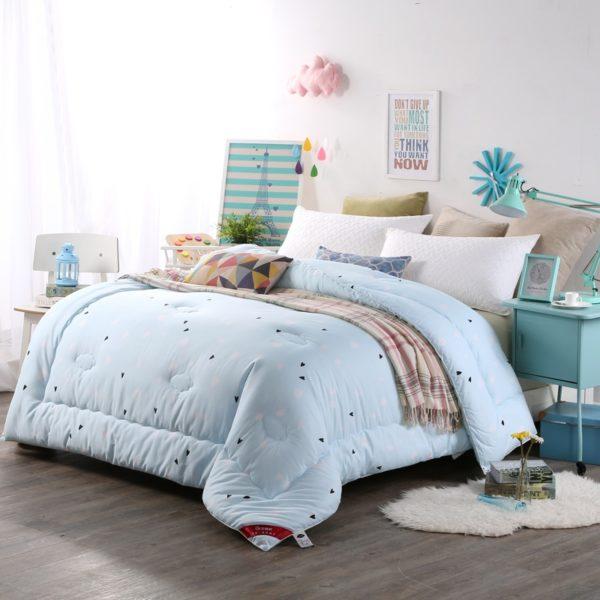 100 Cotton High Quality Microfiber Comforter Model 5 7 600x600 - 100% Cotton High Quality Microfiber Comforter - Model 5