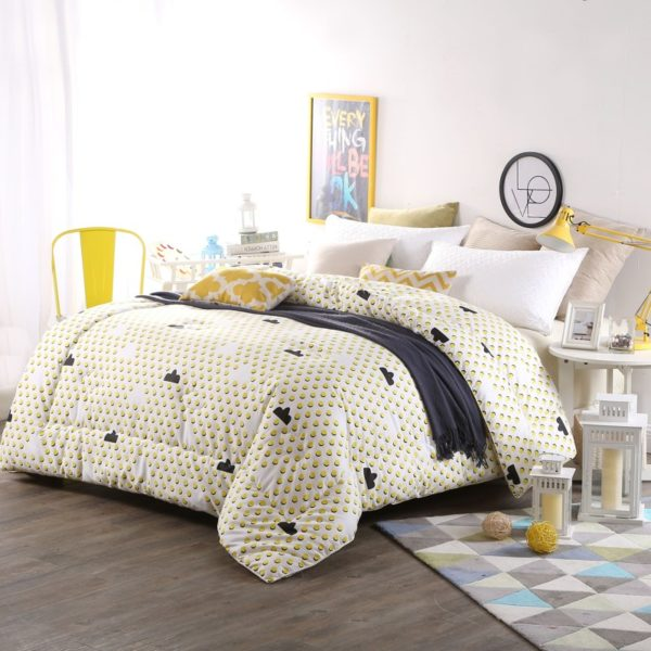 100 Cotton High Quality Microfiber Comforter Model 6 2 600x600 - 100% Cotton High Quality Microfiber Comforter - Model 6
