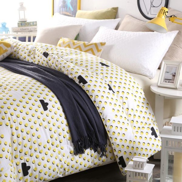 100 Cotton High Quality Microfiber Comforter Model 6 6 600x600 - 100% Cotton High Quality Microfiber Comforter - Model 6