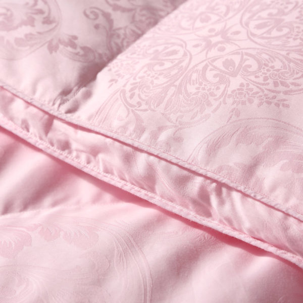 100 Cotton Satin Jacquard Duck Down Comforter Model 2 10 600x600 - 100% Cotton Satin Jacquard Duck Down Comforter - Model 2
