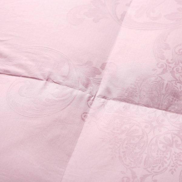 100 Cotton Satin Jacquard Duck Down Comforter Model 2 3 600x600 - 100% Cotton Satin Jacquard Duck Down Comforter - Model 2