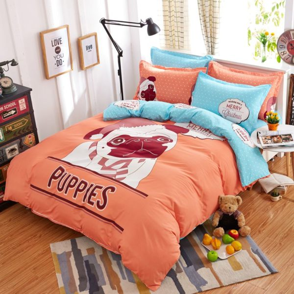 50 Cotton 50 Polyester Bedding Set Model CD MDY GGJM 3 600x600 - 50% Cotton 50% Polyester Bedding Set - Model C&D-MDY-GGJM
