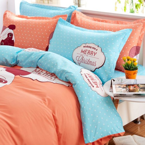 50 Cotton 50 Polyester Bedding Set Model CD MDY GGJM 9 600x600 - 50% Cotton 50% Polyester Bedding Set - Model C&D-MDY-GGJM