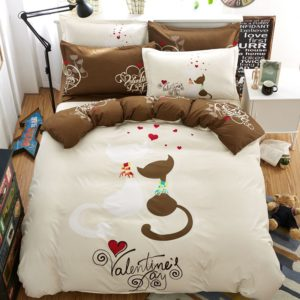 50 Cotton 50 Polyester Bedding Set Model CD MDY XZXS 11 300x300 - 50% Cotton 50% Polyester Bedding Set - Model C&D-MDY-XZXS