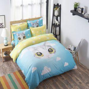 50 Cotton 50 Polyester Bedding Set Model CD MS MMM 1 300x300 - 50% Cotton 50% Polyester Bedding Set - Model C&D-MS-MMM