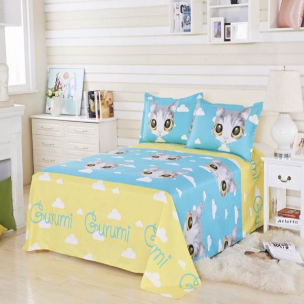 50 Cotton 50 Polyester Bedding Set Model CD MS MMM 3 600x600 - 50% Cotton 50% Polyester Bedding Set - Model C&D-MS-MMM