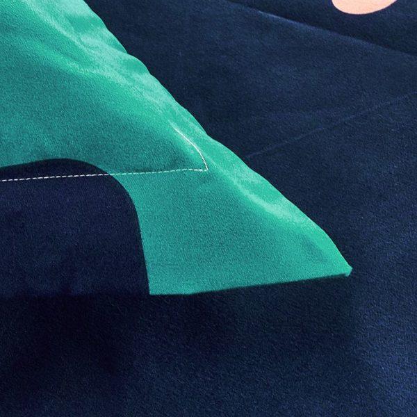 50 Cotton 50 Polyester Bedding Set Model CD YJ YK 13 600x600 - 50% Cotton 50% Polyester Bedding Set - Model C&D-YJ-YK