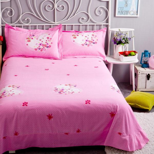 BYF HH LAN 100 Cotton Sanding Fresh Brief Bedding Set 1 1 600x600 - BYF-HH-LAN 100% Cotton Sanding Fresh Brief Bedding Set