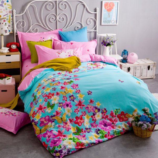 BYF HH LAN 100 Cotton Sanding Fresh Brief Bedding Set 6 600x600 - BYF-HH-LAN 100% Cotton Sanding Fresh Brief Bedding Set