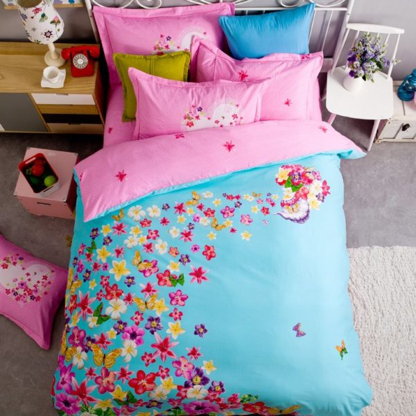BYF HH LAN 100 Cotton Sanding Fresh Brief Bedding Set 8 1 600x600 - BYF-HH-LAN 100% Cotton Sanding Fresh Brief Bedding Set