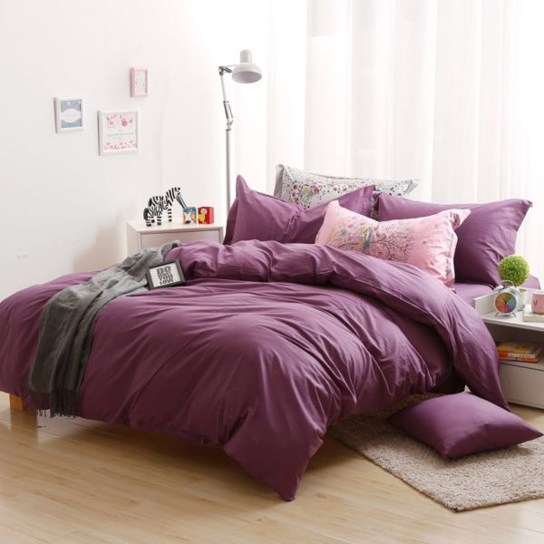BYF HS MeiZi Brief Solid Color Bedding Set 1 600x600 - BYF-HS-MeiZi Brief Solid Color Bedding Set