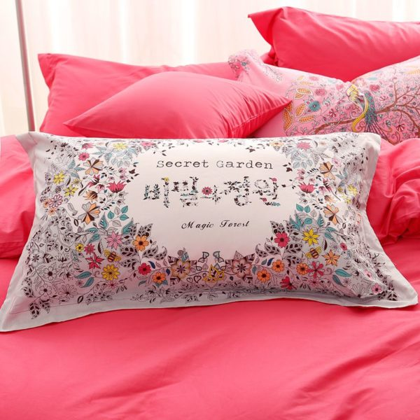 BYF HS ZhuHong Brief Solid Color Bedding Set 10 600x600 - BYF-HS-ZhuHong Brief Solid Color Bedding Set