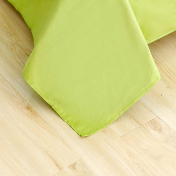 BYF HY GuoLv Brief Solid Color Bedding Set 2 600x600 - BYF-HY-GuoLv Brief Solid Color Bedding Set