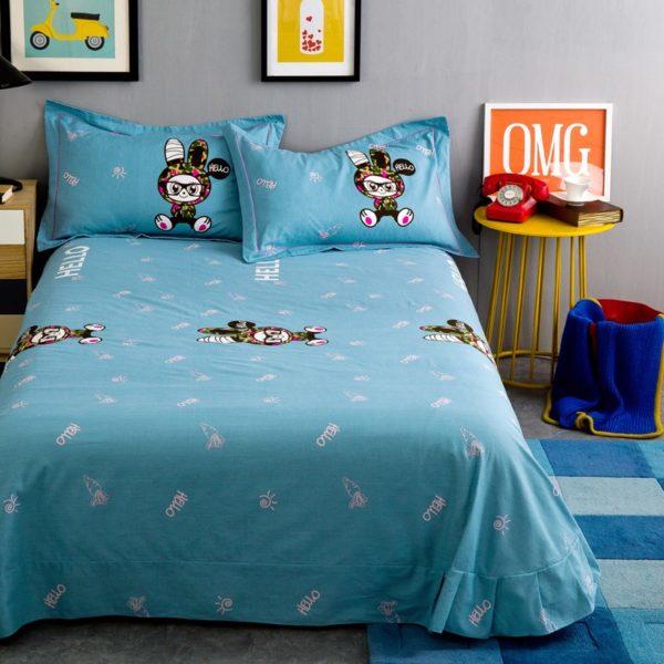 BYF MCT 100 Cotton Sanding Fresh Brief Bedding Set 1 600x600 - BYF-MCT 100% Cotton Sanding Fresh Brief Bedding Set