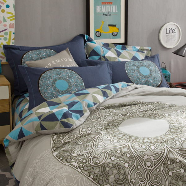 BYF OK 100 Cotton Sanding Fresh Brief Bedding Set 3 600x600 - BYF-OK 100% Cotton Sanding Fresh Brief Bedding Set